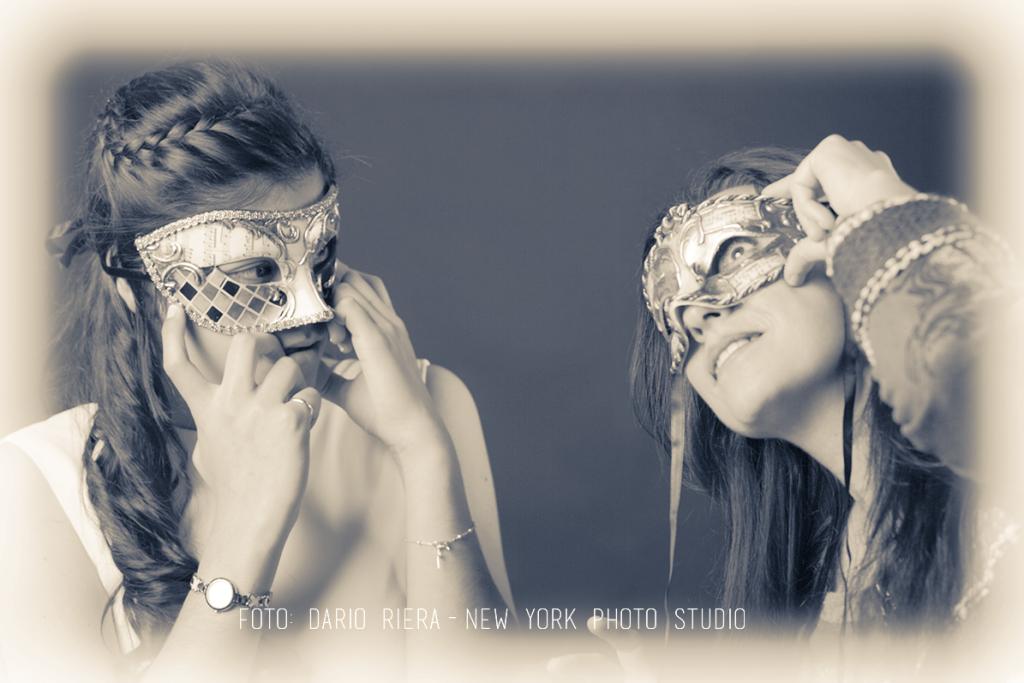 Rocio y Ana